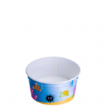 TYPE 102 155ml Ice Cream Cup - Fondo Marino